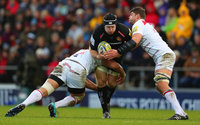 Exeter Chiefs v Leicester Tigers, Exeter, UK - 31 Dec 2017