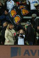 Northampton Saints v Exeter Chiefs, Northampton, UK - 23 Dec 201