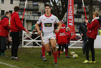 Plymouth Albion v Old Albanians, Plymouth, UK - 16 Dec 2017