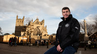 Exeter Chiefs Rob Baxter, Exeter, UK - 7 Dec 2017