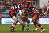 Exeter Chiefs v Bristol Rugby, Bristol UK - 5 Feb 2017