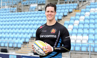 Exeter Chiefs Training, Exeter, UK - 22 Feb 2017