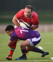 Loughborough Students v Plymouth Albion, Loughborough, UK - 18 F