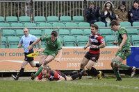 Cornish Pirates v Connacht Eagles 210117