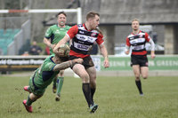 Cornish Pirates v Connacht Eagles 210117