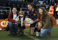 Exeter Chiefs v Wasps 280117