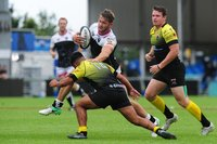 Mens Secure Trading 24/7s Regional Playoff, Exeter, UK - 15 July