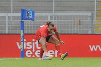 France v Poland, Exeter, UK - 16 July 2017