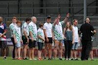 England v Germany, Exeter, UK - 16 July 2017