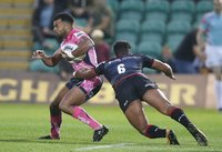 Exeter Chiefs v Saracens, Northampton, UK -July 28 2017