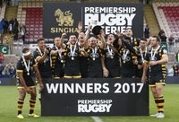 Newcastle Falcons v Wasps, Northampton, UK -July 29 2017