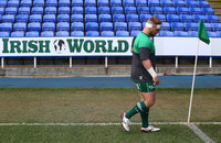 London Irish v Yorkshire Carnegie, Reading UK - 11 Mar 2017