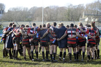Cornish Pirates v Jersey Reds, Penzance -UK - 05 Mar 2017