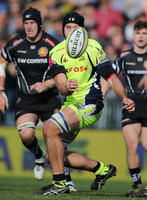 Exeter Chiefs v Sale Sharks, Exeter, UK - Mar 25 2017