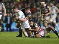 Leicester Tigers v Exeter Chiefs, Leicester, UK - 3 Mar 2017