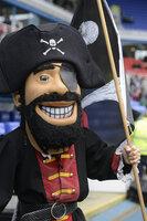 London Irish v Cornish Pirates, Reading, UK - 18 Mar 2017