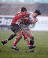 Plymouth Albion v Hull Ionians, UK 4 Mar 2017