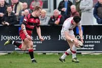 Birmingham Moseley v Plymouth Albion,  Birmingham, UK - 11 Mar 2