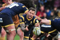 Worcester Warriors v Bristol Rugby, Worcester, UK - 5 Mar 2017