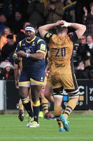 Worcester Warriors v Bristol Rugby, Worcester, UK - 5 Mar 2017