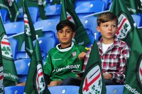 London Irish v Yorkshire Carnegie, Reading, UK - 24 May 2017