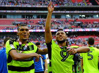 Huddersfield Town v Reading, London, UK - 29 May 2017