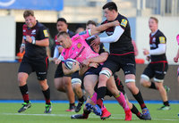 Saracens Storm v Exeter Braves, London - UK - 25 Nov 2017