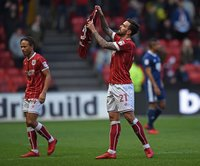 Bristol City v Nottingham Forest Bristol - UK 16 Dec 2017