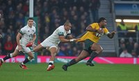 England v Australia London - UK 18 Nov 2017