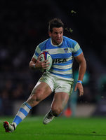 England v Argentina, Twickenham, UK - 11 Nov 2017