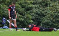 England Rugby Media Access, Bagshot - UK -  21 Nov 2017