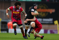 Exeter Chiefs v Harlequins, Exeter, UK - 19 Nov 2017
