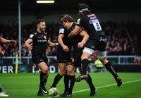 Exeter Chiefs v Harlequins, Exeter, UK - 19 Nov 2017