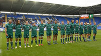 London Irish v Bath Rugby, Reading, UK - 04 November 2017