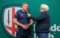 London Irish v Bath Rugby, Reading, UK - 04 November 2017