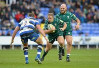 London Irish v Bath Rugby, Reading, UK - 19 Nov 2017