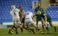 London Irish v Wasps, Reading, UK - 26 Nov 2017