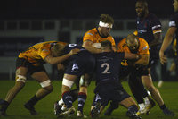 London Scottish v Cornish Pirates, Richmond UK - 17 November 201