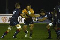 London Scottish v Cornish Pirates, Richmond UK - 17 November 201