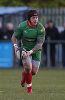 Coventry v Plymouth Albion, UK 25th Nov 2017