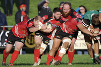 Redruth v London Irish Wild Geese Redruth UK -  04 November 2017