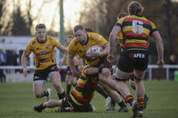 Richmond v Cornish Pirates, Richmond UK - 25 November 2017