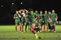 Rosslyn Park v Plymouth Albion, Richmond,  UK - 4 Nov 2017