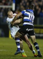 Bath Rugby v Exeter Chiefs 311216