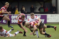Cornish Pirates v Ulster A, Penzance UK - 22 October 2017