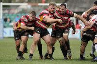 Cornish Pirates v Ulster A, Penzance UK - 22 October 2017