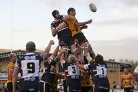 Doncaster Knights v Cornish Pirates, Doncaster UK - 29 October 2