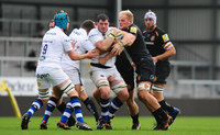 Exeter Braves v Bath United, Exeter, UK - 21 Oct 2017