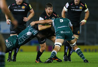 Exeter Braves v London Irish, Exeter, UK - 2 Oct 2017