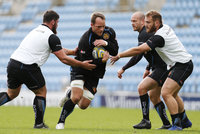Exeter Chiefs Training, UK 24th Oct 2017